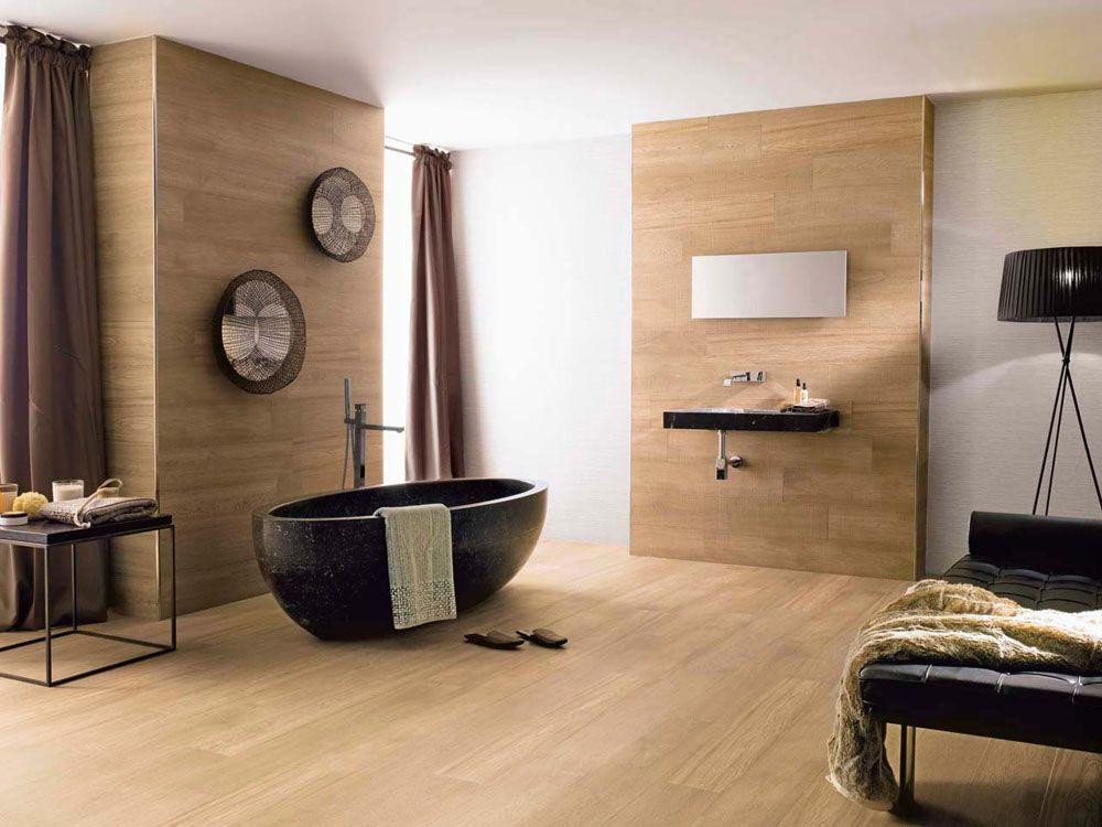 Resultado de imagen de porcelanosa ba os interiors bath - Porcelanosa banos pequenos ...