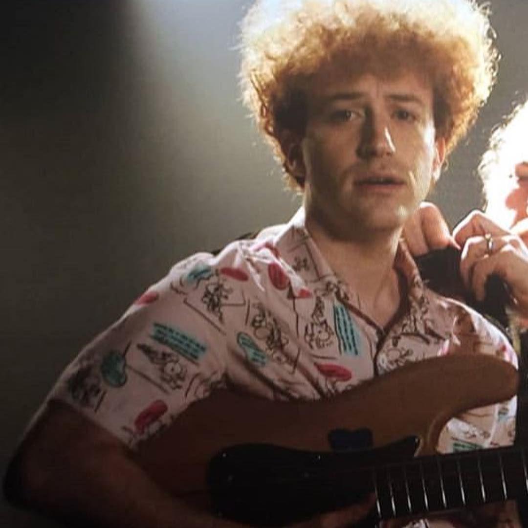 Joe Mazzello as John Deacon in the «Bohemian Rhapsody» movie