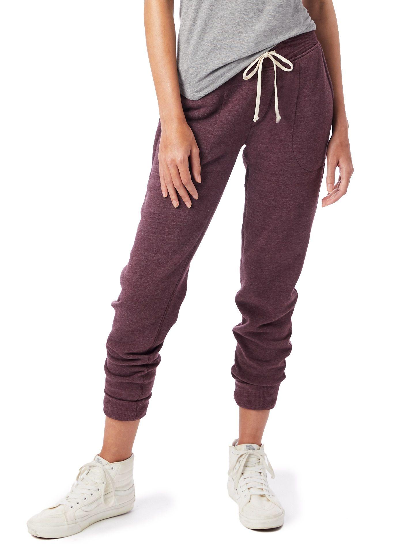 Eco-Fleece Jogger Pants  6040e1ea5e00c