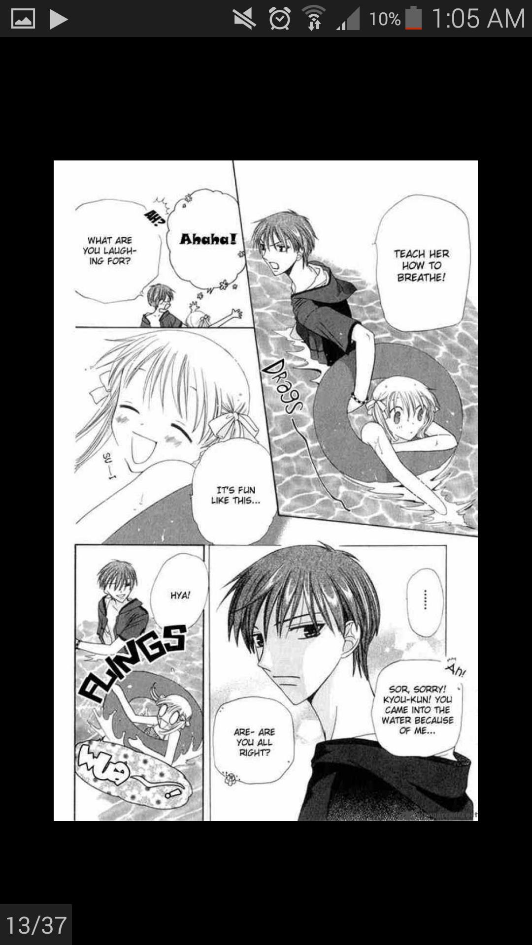 Pin by anime anime manga manga on Fruit Basket Anime