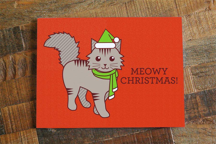 Cute Christmas Card \