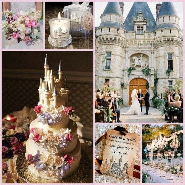 FairyTale Castle Wedding Ideas from HotRef.com #FairyTale | ☆My ...