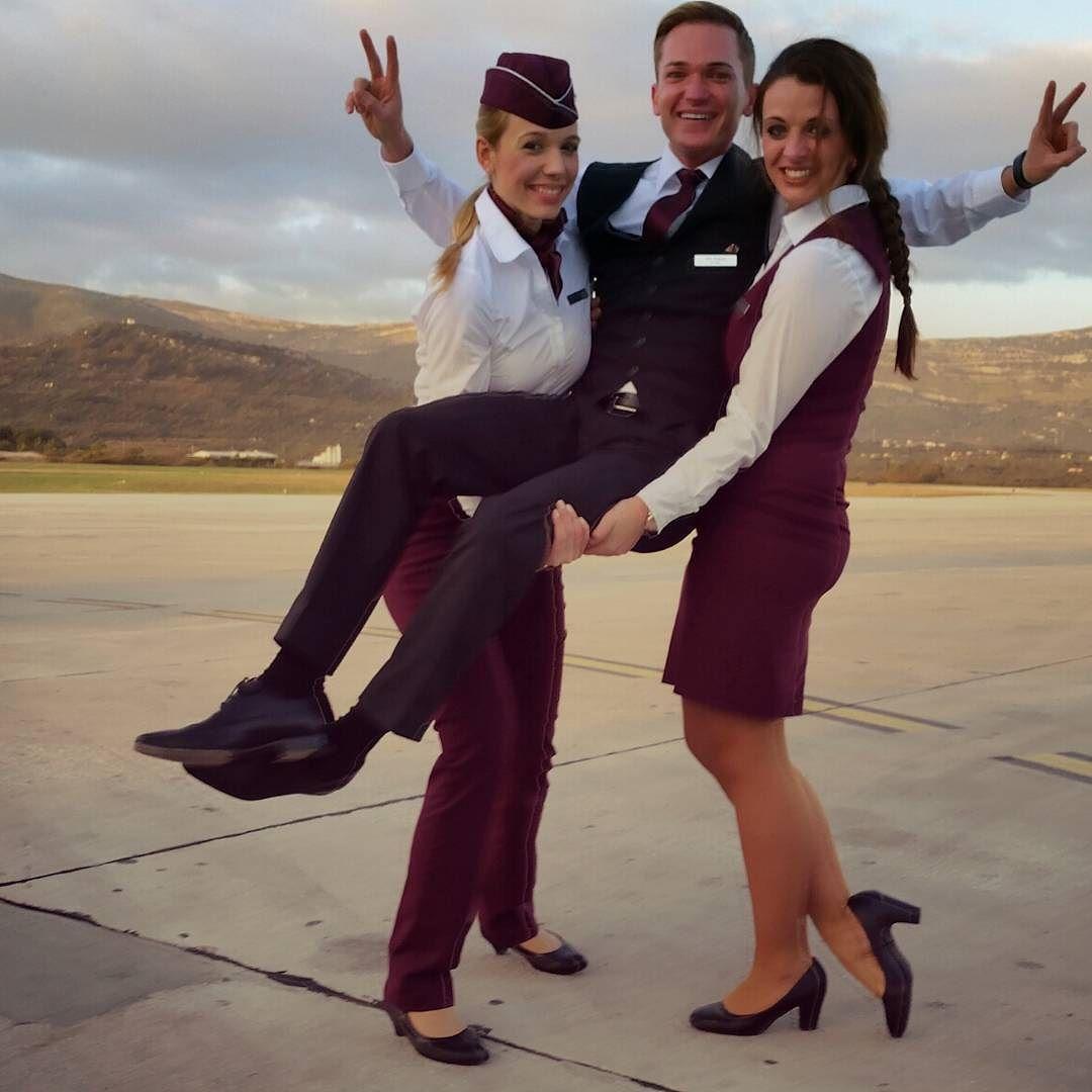 Splitairport Crew Crewlife Crewfie Germanwings Flugbegleiter