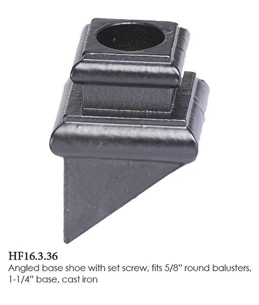 Best 16 3 36 Angled Base Shoe With Set Scr*W Fits 5 8″ Rd 640 x 480