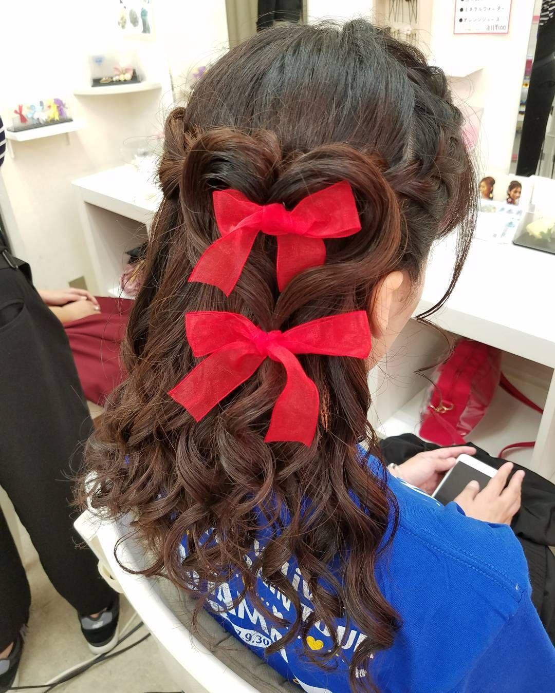 ボード Cute Hair Arrange のピン