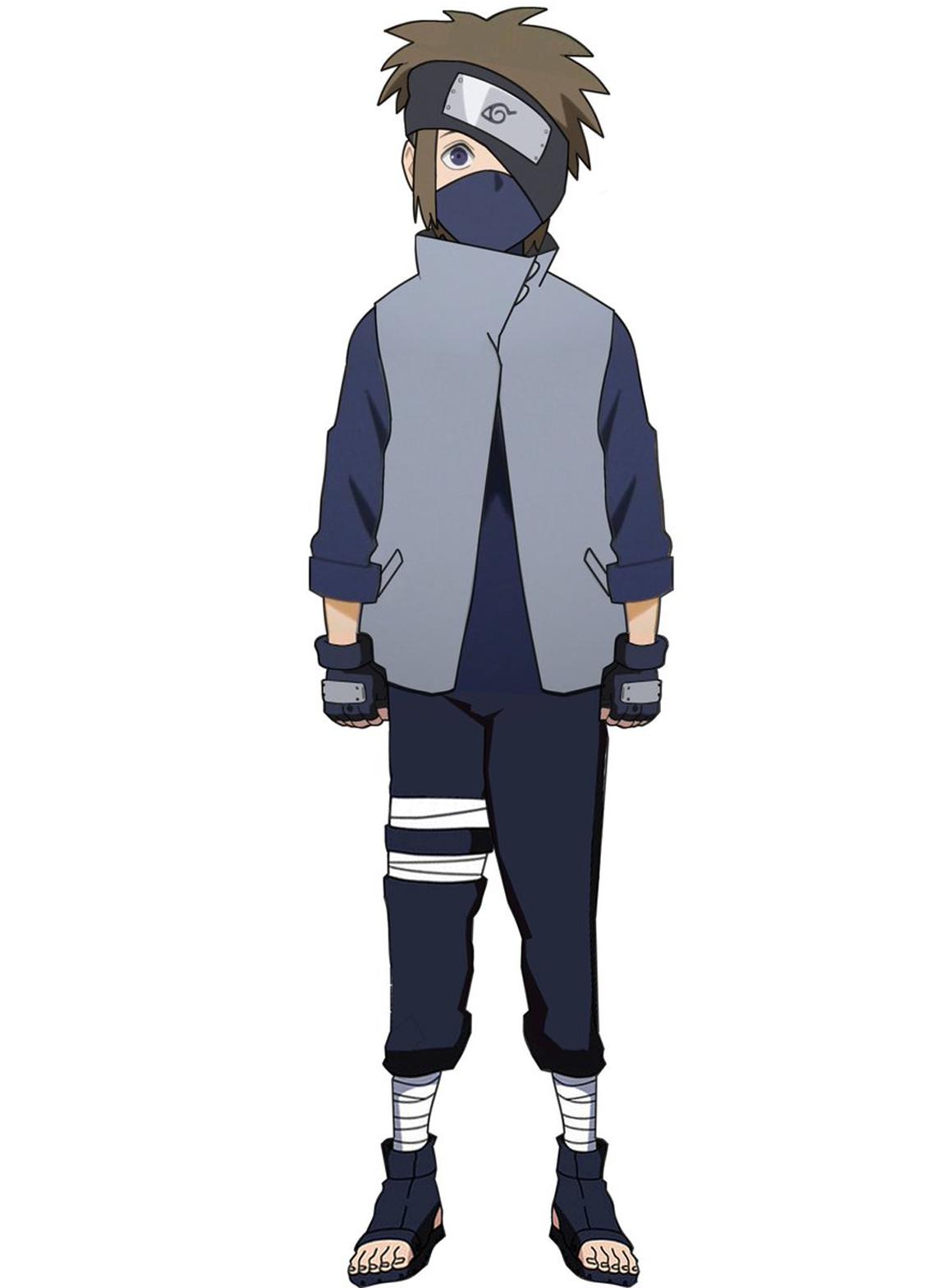 Houki takotori | Animes boruto, Personagens de anime, Anime