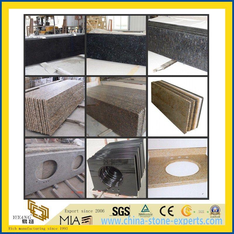 Chinese Granite Prefabricated Stone Countertops For Kitchen(YQW GC1007)