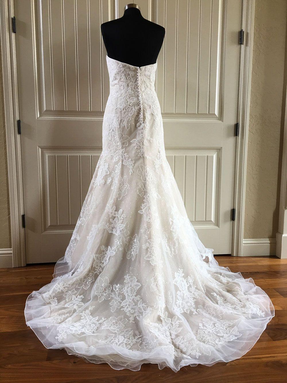 David Tutera 214211 Label size:16, Street size:14 | Discount Wedding ...
