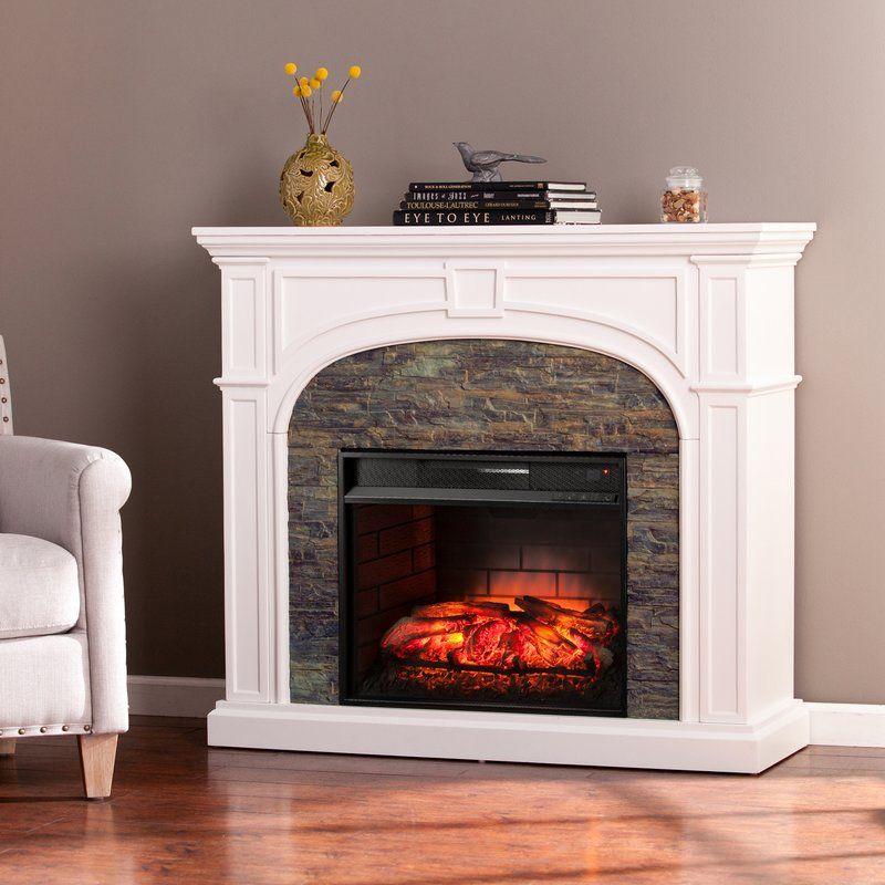 Boylston Electric Fireplace 493 Faux Stone Electric Fireplace Electric Fireplace Fireplace