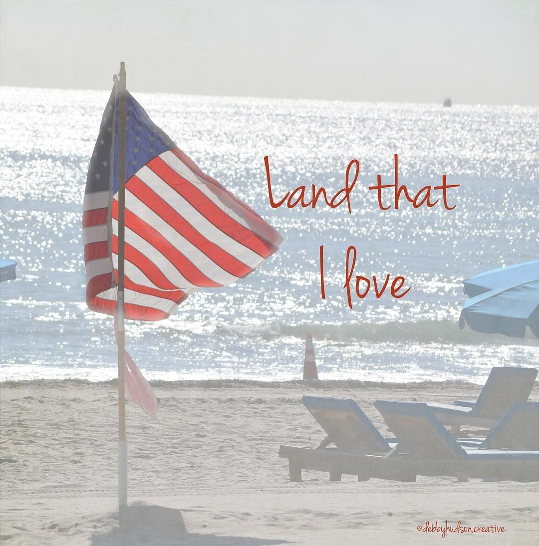 #redwhiteandblue #4thofjuly #america #americanflag #mybeach #sfliving #deerfieldbeach #nikon #kk_lrpresets