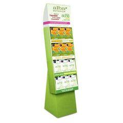 Alba Botanica Towelett Display Case of 40 - 30 Packs