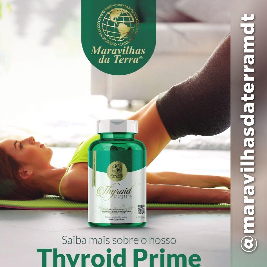 Thyroid Prime Principais Beneficios Promove O Bom Funcionamento