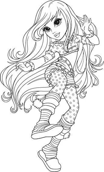 Coloriage De Fille A La Mode.Coloriage Mode Coloriages Dessins Animes Coloriage Dessin Anime