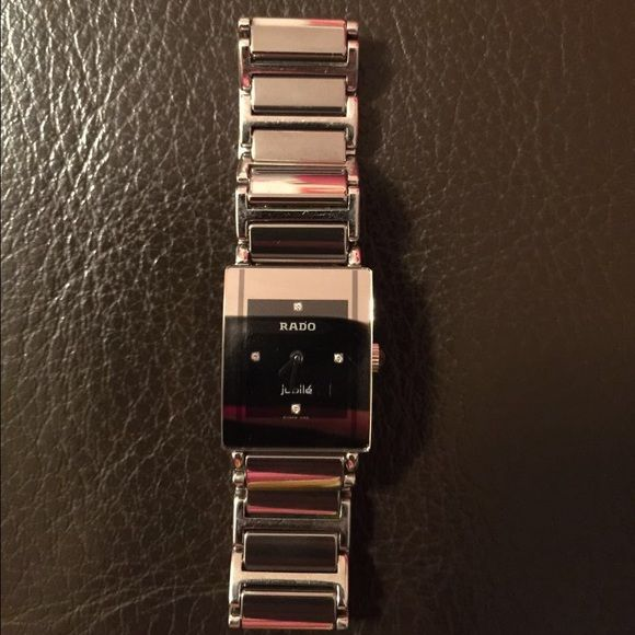Rado watch Worn twice excellent condition Rado  Accessories Watches