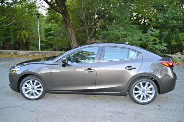My Week With A 2015 Mazda Mazda3 S Grand Touring 4 Door Sedan Mazda Mazda3 Mazda Mazda 3