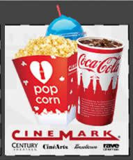 Cinemark Theaters: $2 OFF Any Popcorn with Purchase Coupon | Coupons