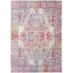 Photo of benuta rug Visconti Multicolor 300×400 cm – vintage rug in used look benuta