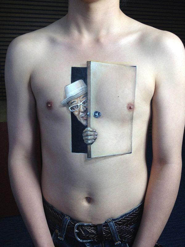 Crazy tattooed guys fucking