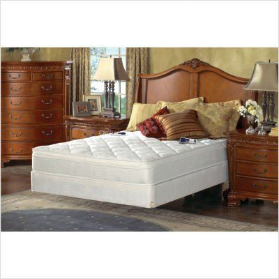 Pure Form 6300 Series 20 High King Size 2 Chamber Plush Top Air