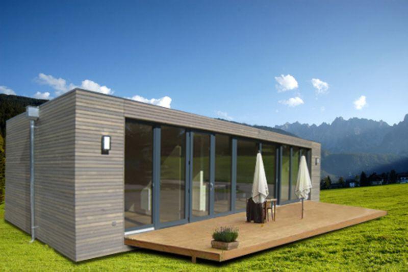 VARIAHOME Camping Modulbau Haus architektur, Haus bauen