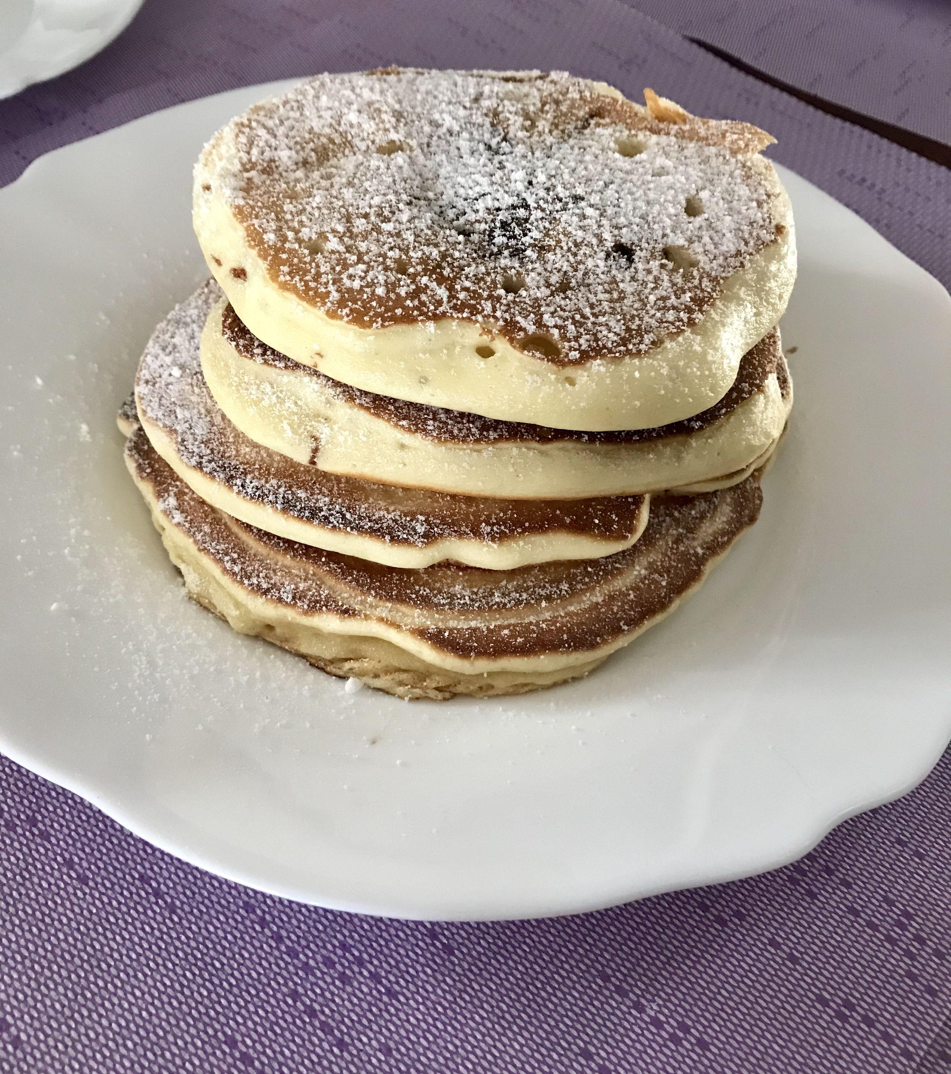 a6f61b8286c4fc9966a37a916cdda0b2 - Ricetta Pancake Con Nutella