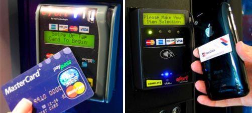 Eport Cashless Payment System Technology Vending Machine Talk