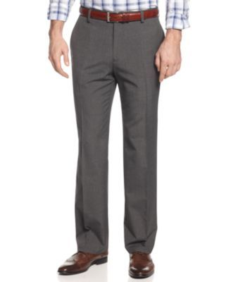 Kenneth Cole Reaction Pants, Slim Fit Tic Weave
