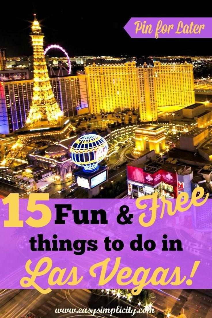 15 fun and free things to do in las vegas las vegas