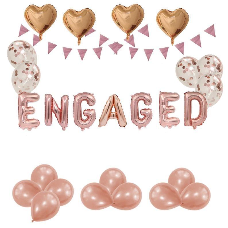 Engagement Party Decoration Set Engagement Party Ideas