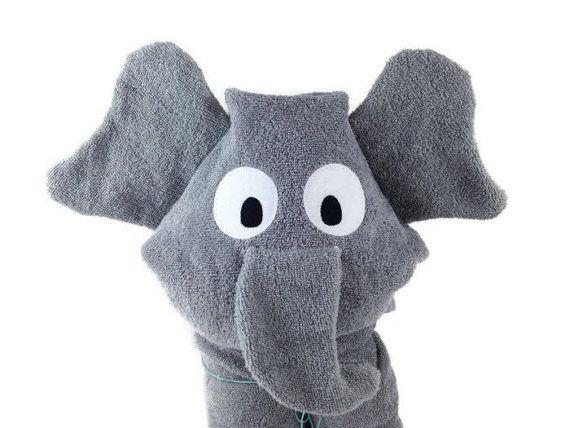 Personalized baby gifts hooded towels elephant baby gift awesome personalized baby gifts hooded towels elephant baby gift negle Images