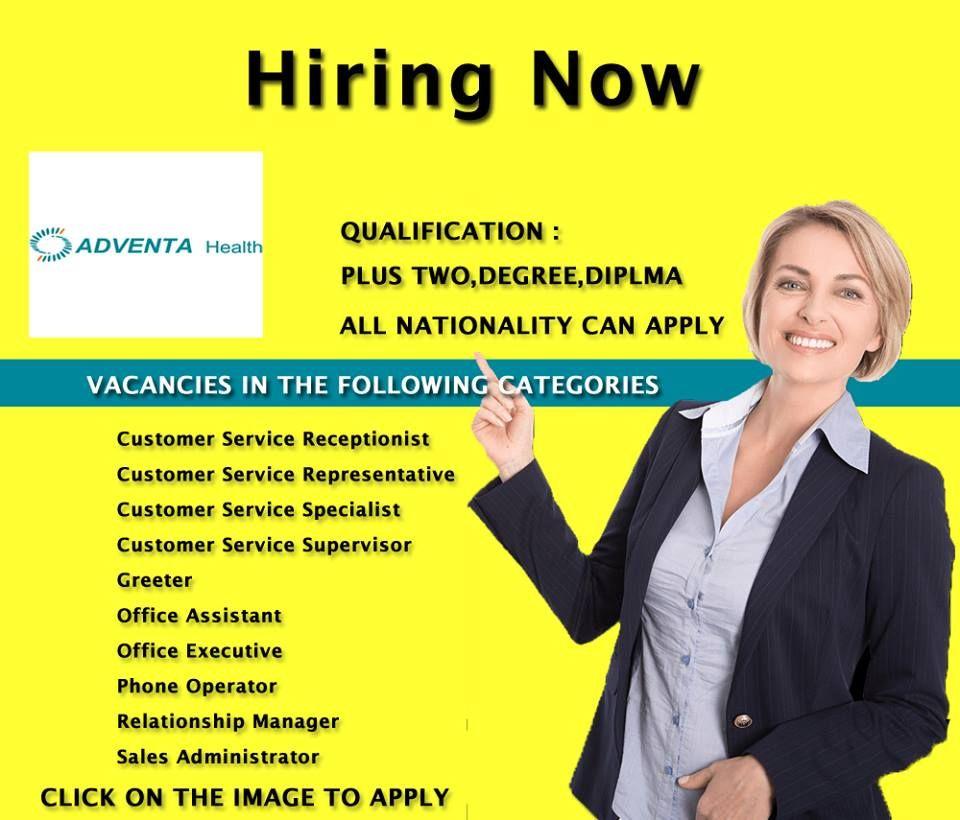 ️Adventa Recruiting now ! + Free VISA