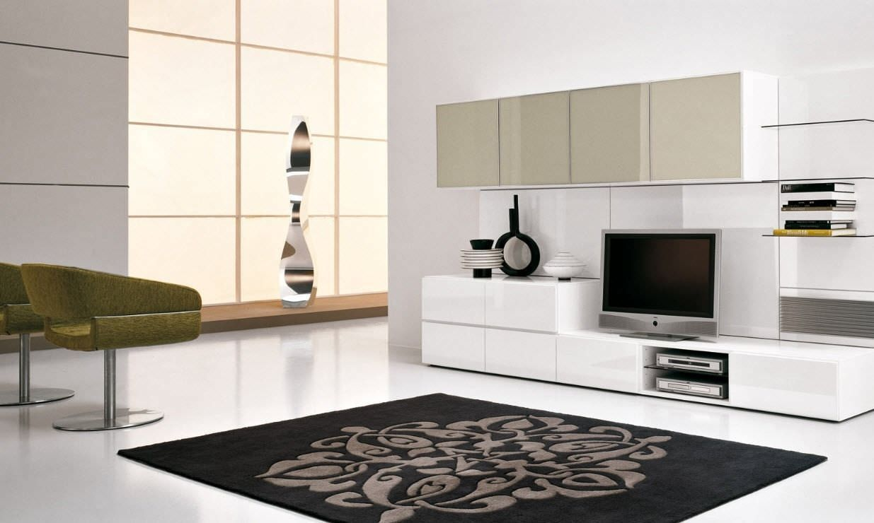 Perfect Living Room Storage Systems 1000 Images About Tv Niche ...
