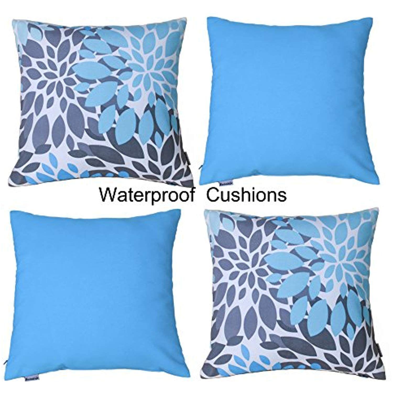 waterproof throw pillows online