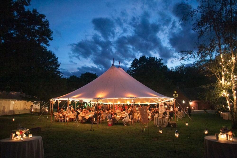Wedding Reception, Private Residence, Wedding Planner: Culinary Concerts - Connecticut Wedding http://caratsandcake.com/marinaandjames