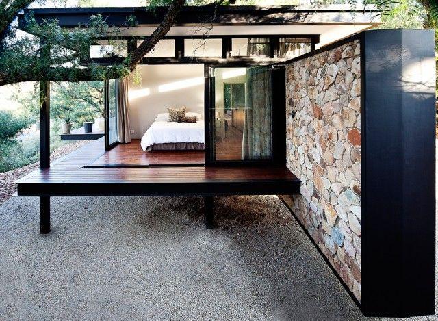Ein Pavillon zum Wohnen
