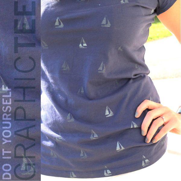 Diy graphic tee diy projects pinterest diy clothes diy art diy graphic tee solutioingenieria Images