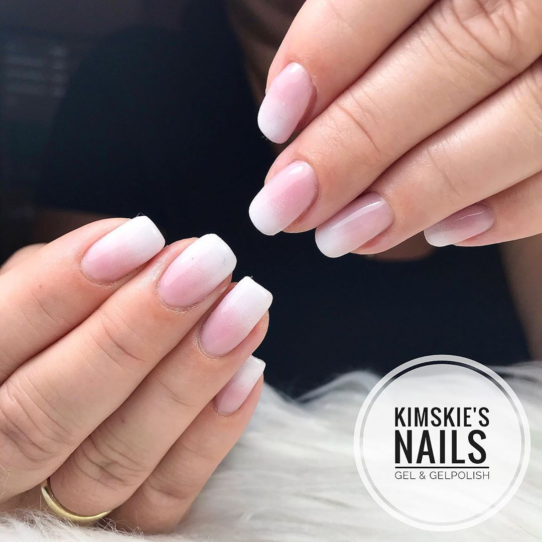 "KimsKie's Nails | Kim de Boer on Instagram: ""👶🏻🍼  🍼👶🏻 . . .  #kimskiesnails #babyboom #gelpolish #gelnails #nailart #nailstagram #nailsofinstagram #ignails #instanails…"""