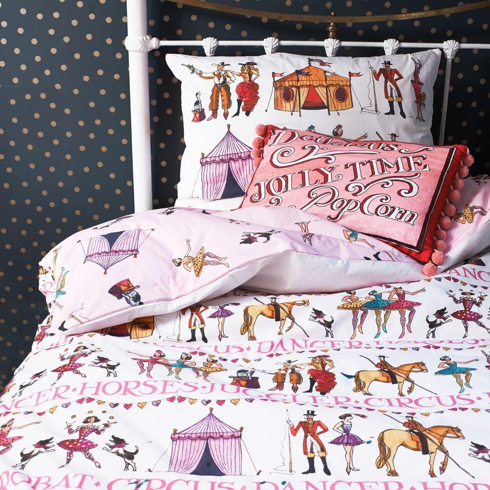 circus bed carousel circus carousel circus bedding at. Black Bedroom Furniture Sets. Home Design Ideas