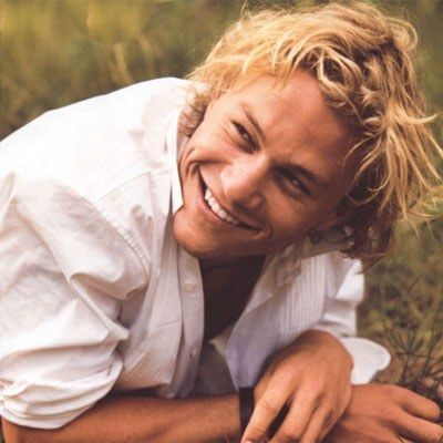 Heath Ledger... Such a brilliant actor