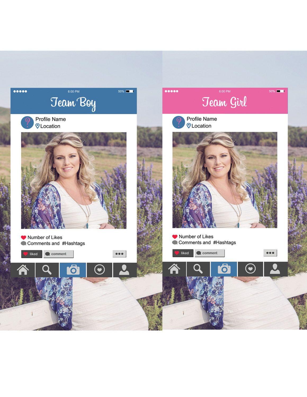 Fantastisch Bilderrahmen Für Fotos Instagram Zeitgenössisch ...