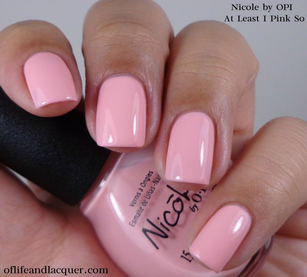 Nicole by OPI New Core Colors For 2014 – Part 1 | OPI and Makeup