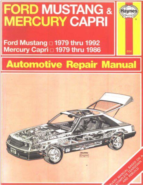 Ford Capri Manual Pdf