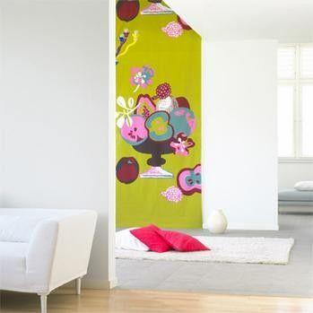 VANITAS Marimekko fabric - green | live :: wall art | Pinterest ...