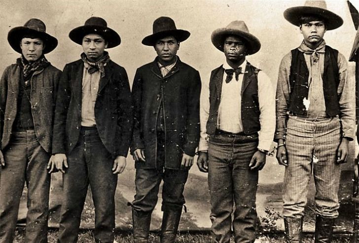 Old Wild West Photos That Will Leave You Breathless Page 4 Of 63