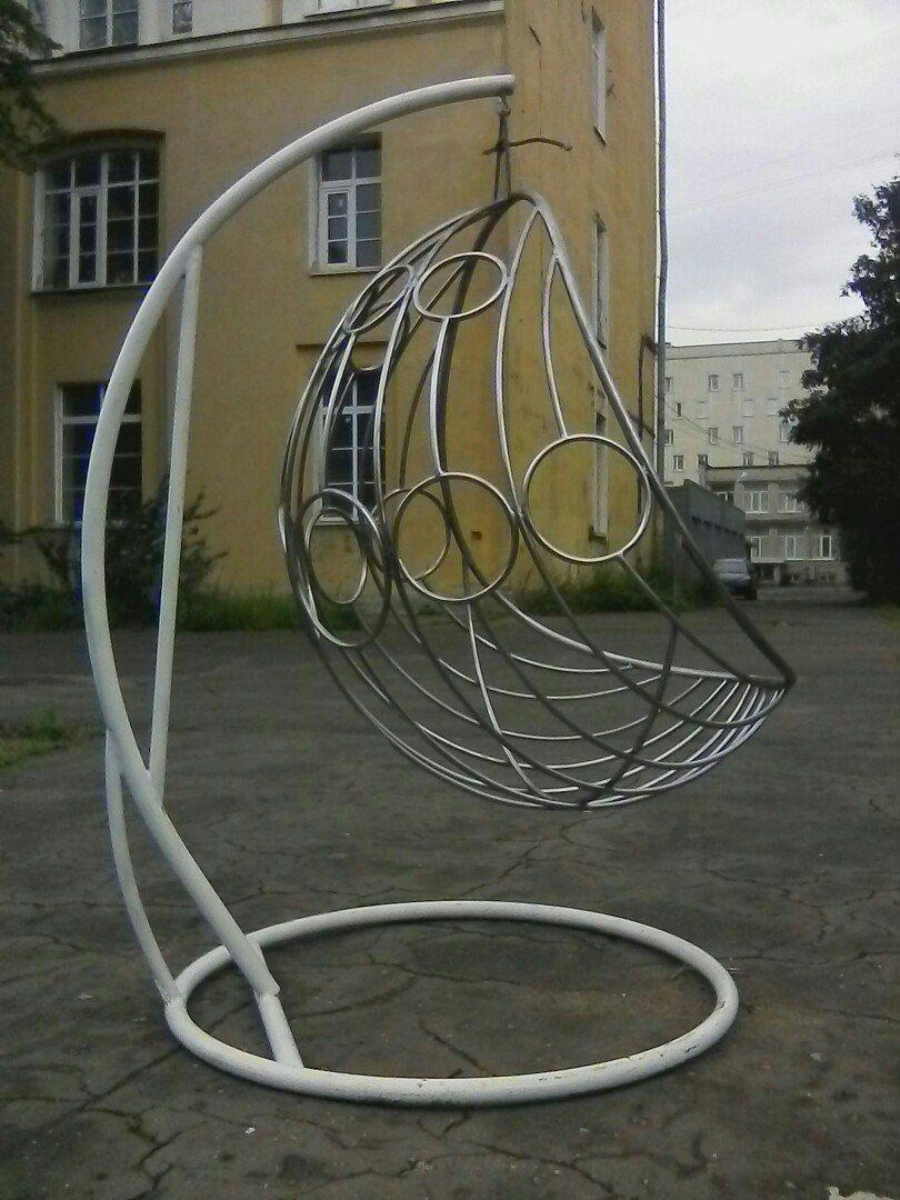 wonderful futuristic metal furniture design | Alexey Yartsev | VK | Качели in 2019 | Metal furniture ...