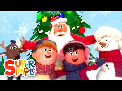 12 days of christmas kids songs super simple songs youtube - Super Simple Songs Christmas