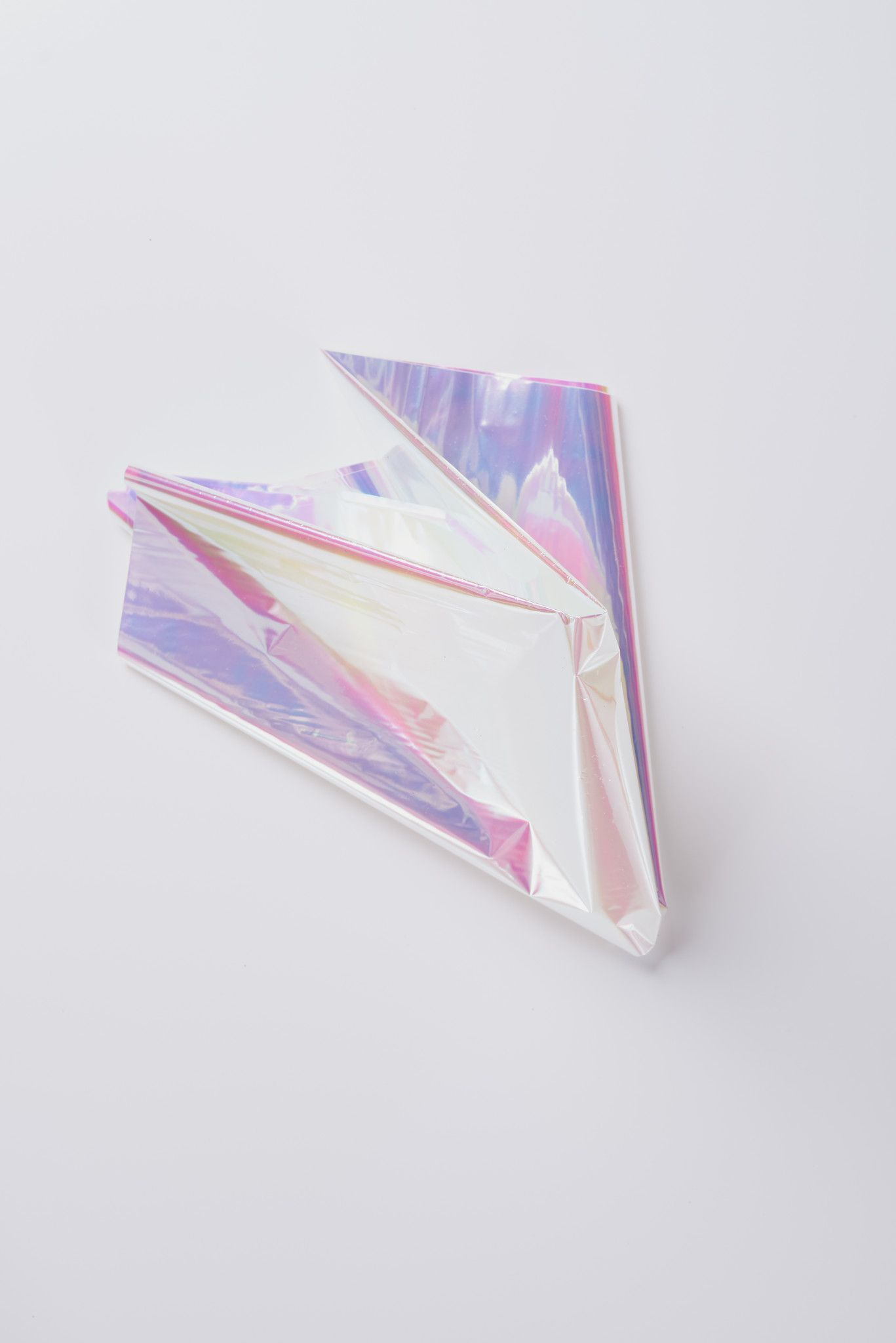 Iridescent Cellophane Sheets | Pinterest | Iridescent, 30th and ...