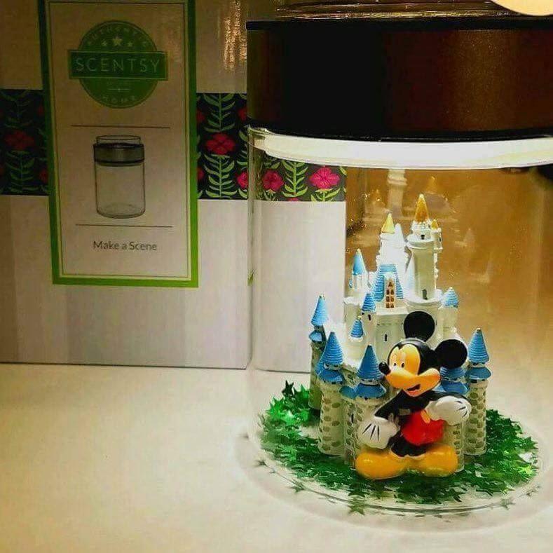Make a scene warmer scentsy disney mickey mouse scentsy for Scene ideas