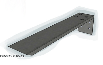 Granite Brackets Granite Countertop Support Brackets For