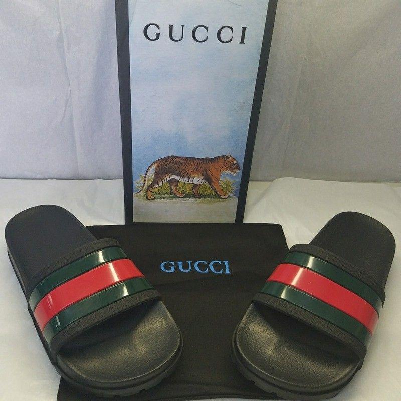 595fc91aeeb4 Men Gucci slides